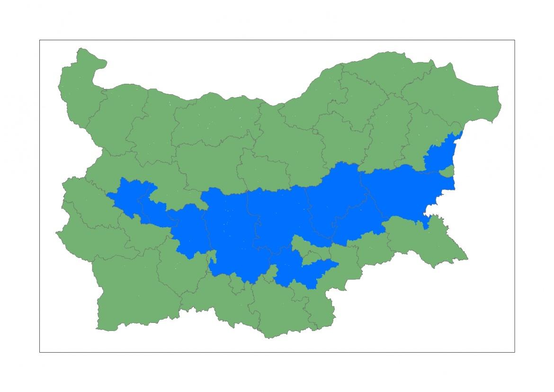 населението на България на две равни части, What if we divide Bulgaria's population into two equal parts, OC Stoyanov