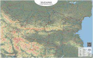 Ако искате да разгледате Туристическа карта на България с отбелязани природни и културни забележителности, хижи, върхове и 100 НТО, можете да го направите тук.